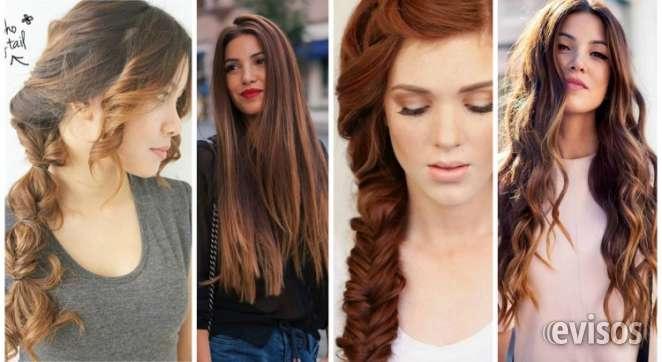 10 Peinados Simples Y Rapidos Para Probar Hoy Mismo En Estados Unidos - Peinados-simples-y-rapidos