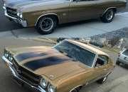 Autos clásicos americanos