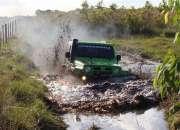 Camionetas 4x4 en situaciones extremas