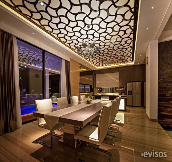 Diseño de sala comedor
