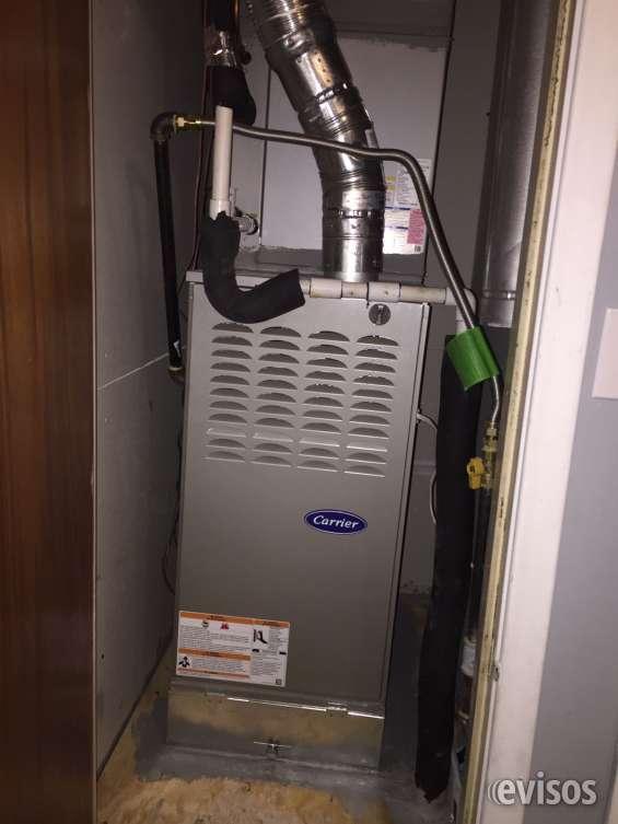 Maquina instalada en closet carrier