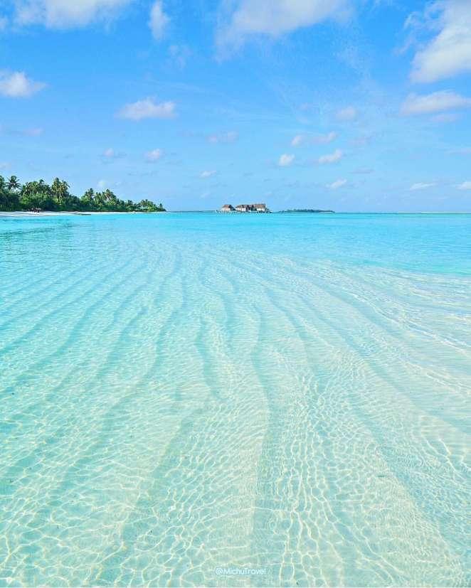 Las playas del Caribe se destacan por sus aguas cristalinas