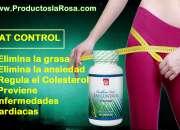 Fat control para perder peso