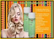 Productos naturales para el cabello